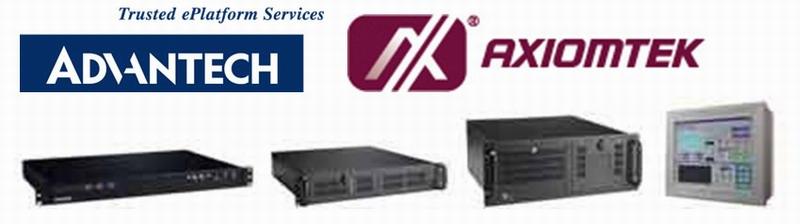Промышленные панельные компьютеры и сервера специального назначения.