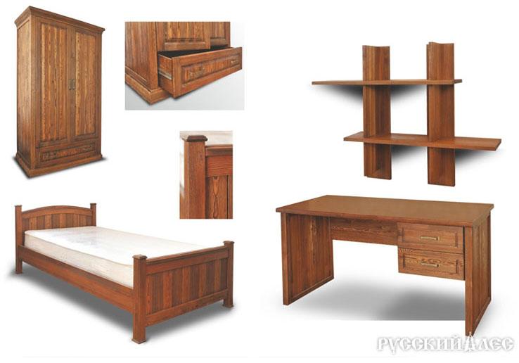 русский лес мебель фото