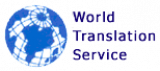 WORLD TRANSLATION SERVICE. TRANSLATION BUREAU