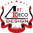 ART DECO DESIGN. DESIGN AND ARCHITECTURE STUDIO