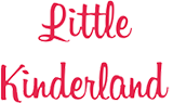 LITTLE KINDERLAND. PRIVATE KINDERGARTEN