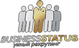 BUSINESS STATUS. RECRUITING AGENCY