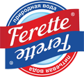 FERETTE. TRADE MARK DRINKING WATER